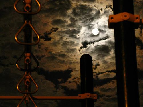 Playground dark
